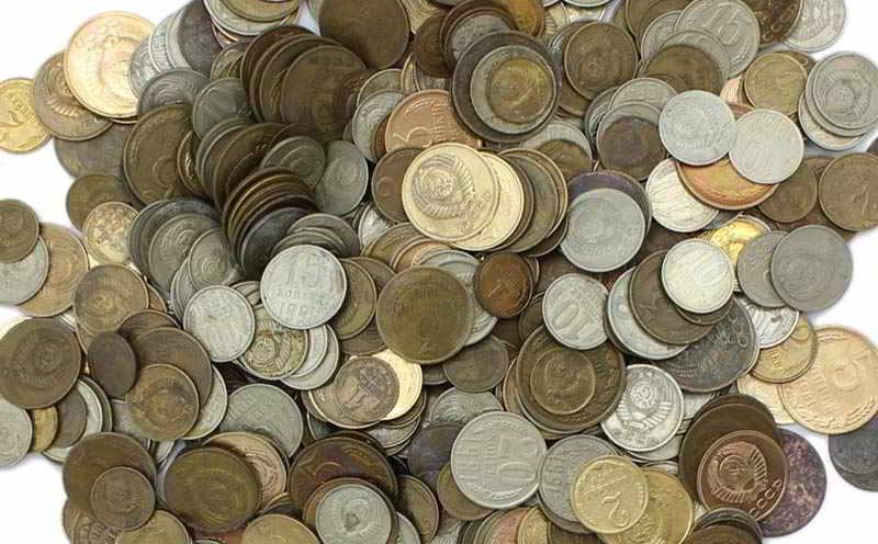 монеты СССР 1961-1991 годов
